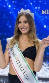 Miss Italia 2017 - Alice Arlanch
