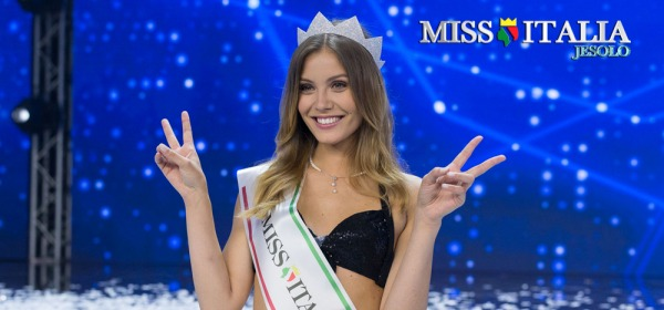 Miss Italia 2017 - Alice Arlanch