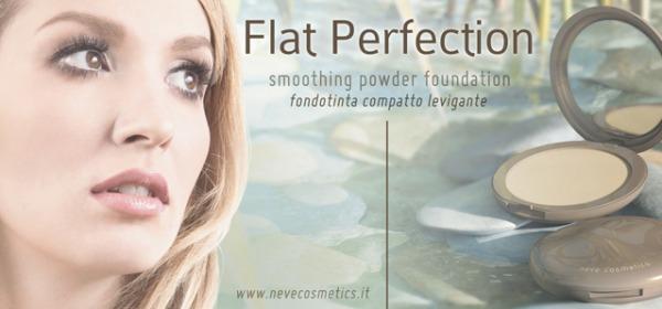 Flat Perfection di Neve Cosmetics