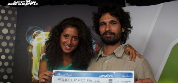 Clara Caniglia e Guido D'Antonio