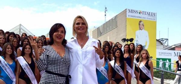 Miss Italia Simona Ventura Sexy