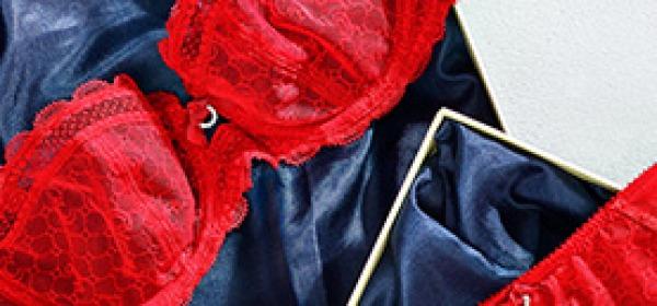 Biancheria Rossa per Capodanno