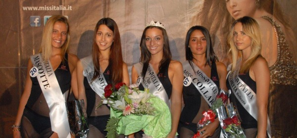 Miss Italia, Giulia Ferrari e le altre vincitrici
